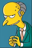 Mr. Burns Chamaeleon